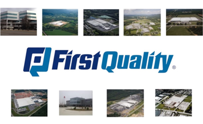 First Quality manufacturing sites