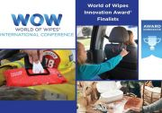 World of Wipes Innovation Award finalists announced