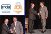 Nonwovens association INDA recognised Bryan Haynes, senior technical director in global nonwovens, Kimberly-Clark Corporation with its 2017 Lifetime Technical Achievement Award.
